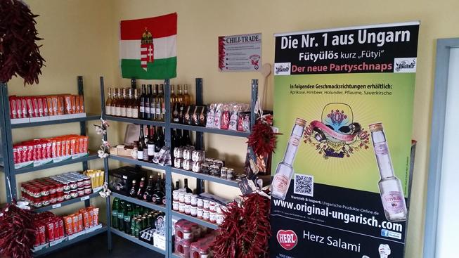 Www feinkost aus ladengesch ft f r ungarische for Ungarische feinkost