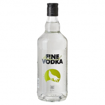 Happy End Fine Vodka Melone (0,7 ltr.) 16% vol