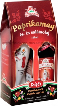 Paprika seed oil Hot 100g